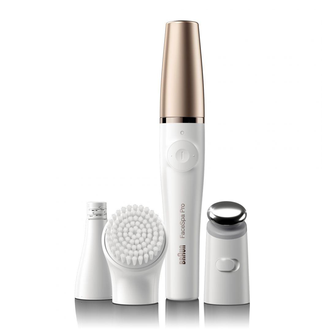 Urządzenie do twarzy Braun FaceSpa Pro. Cena sugerowana: 360 zł. Fot. Braun