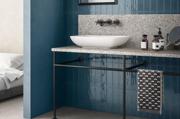 Kolor we wnętrzach jest obecnie bardzo na topie. Zobaczcie kolekcje barwnych płytek ceramicznych, które dodadzą charakteru każdej łazience!