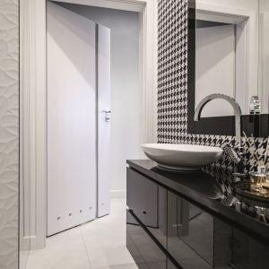 Drzwi w łazience Porta Focus Premium. Fot. Porta