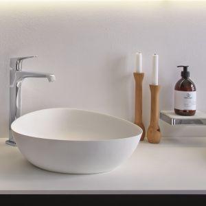 Do efektownej strefy umywalki: umywalka Oviedo marki Riho. Fot. Riho