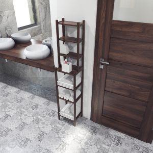 Marokańskie inspiracje to modny kierunek aranżacji łazienki. Fot. RuckZuck