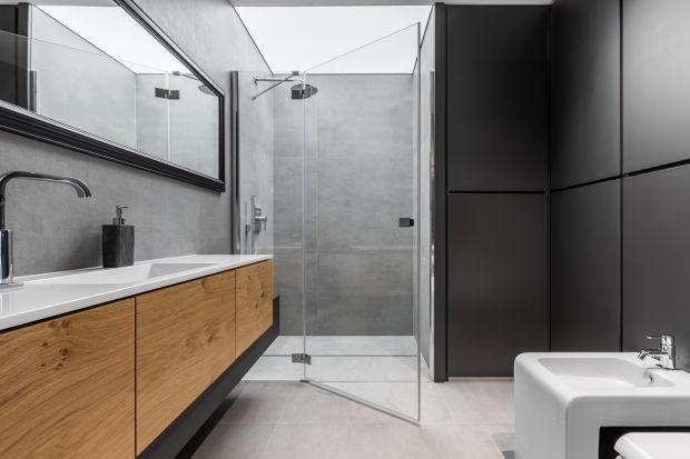 Trzy pomysły na kabinę prysznicową