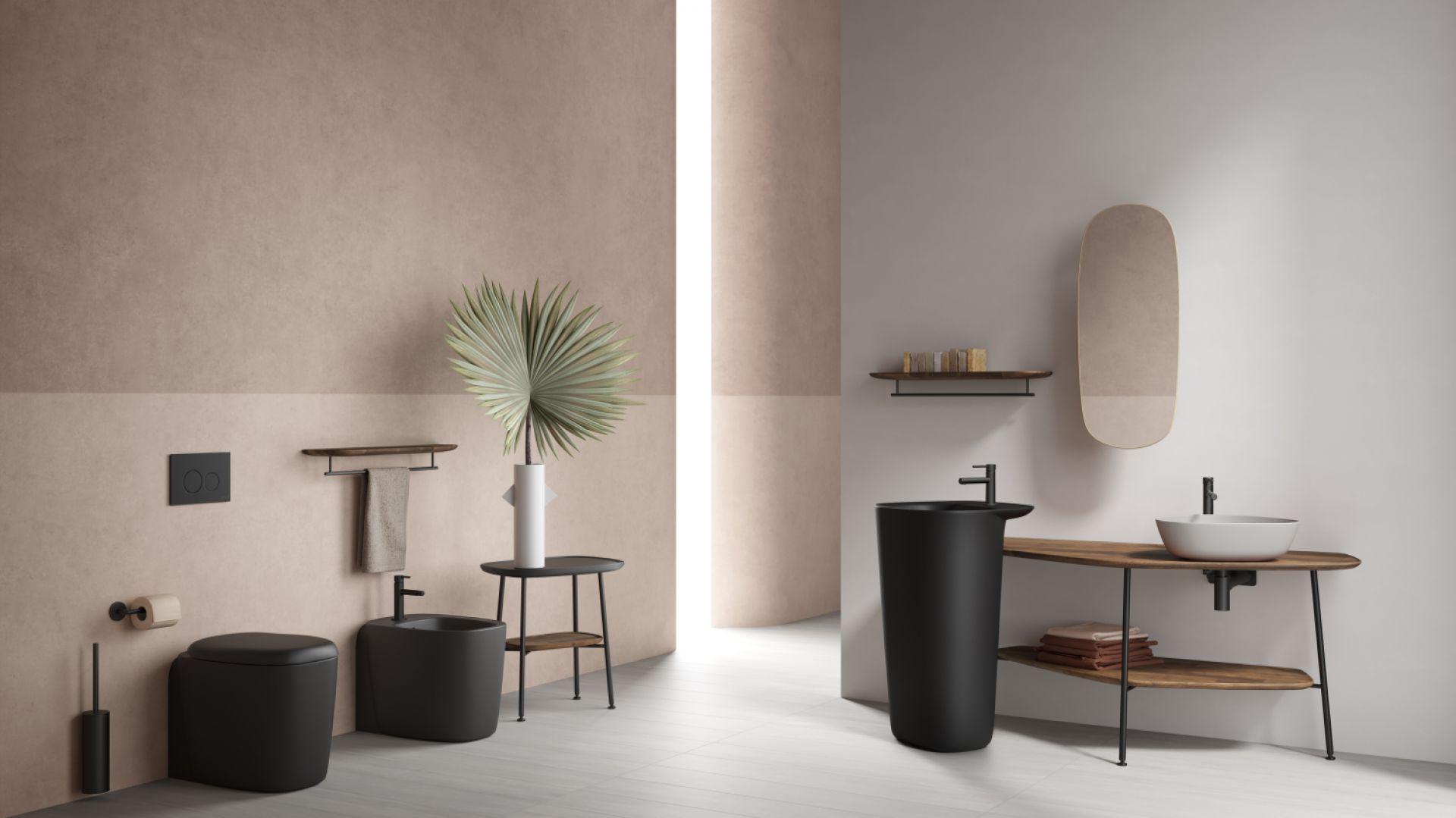 Kolekcja łazienkowa Plural by Terri Pecora marki VitrA. Fot. VitrA