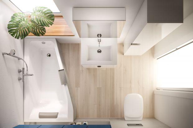 Urządzenie małej łazienki może spędzać sen z powiek... Ale wcale nie musi! Wystarczy sięgnąć po wyposażenie dedykowane małemu metrażowi, aby funkcjonalnie i ładnie urządzić niewielką łazienkę.