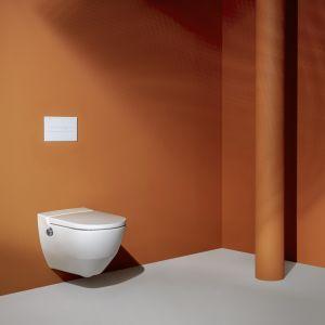 Toaleta myjąca Navia. Fot. Laufen