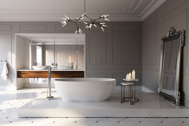 Łazienki w naszych domach przestają być wyłącznie miejscem, w którym wykonujemy niezbędne czynności higieniczne i pielęgnacyjne. Coraz częściej przybierają one kształt eleganckich pokoi kąpielowych, stając się strefą relaksu i luksusu –