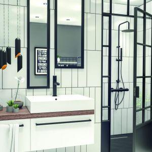 """Nagroda w kategorii """"Baterie, panele i zestawy prysznicowe"""": seria armatury łazienkowej Pretto/Laveo"""