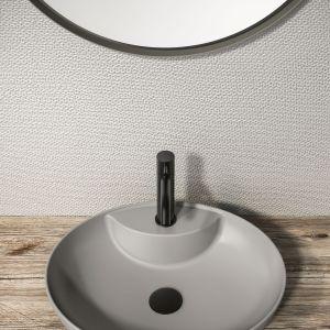 Kolorowa umywalka z serii Trend marki Olympia Ceramica. Fot. Olympia Ceramica