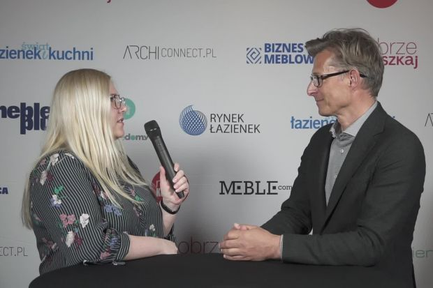 Innowacyjne rozwiązania w kuchni i łazience - Cezary Kowalczyk na FBŁiK