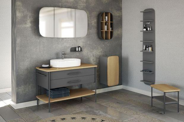 Szafka pod umywalkę może z pozoru wydawać się banalnym i nieistotnym elementem aranżacji łazienki. W rzeczywistości jednak, znajdując się w strefie umywalki, może być wizytówką łazienki nadając wnętrzu charakter. Bardzo istotna jest równi
