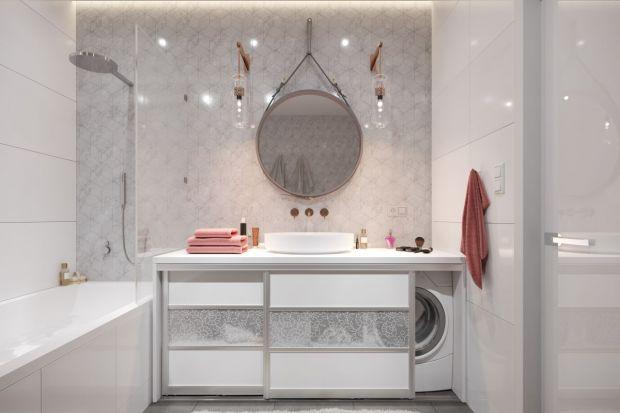 Remontując łazienkęnależy szczególną uwagę zwrócićna oświetlenie. Tym bardziej, że nie w każdej łazience jest dostęp do światła naturalnego.