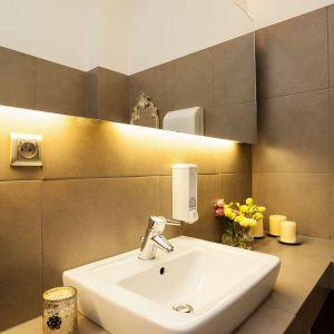 Oświetlenie w łazience. Fot. GTV