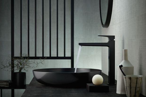 Czarny kolor to hit aranżacyjny tego sezonu. Również w łazienkach. Zobaczcie 5 modeli baterii umywalkowych utrzymanych w tej tendencji.