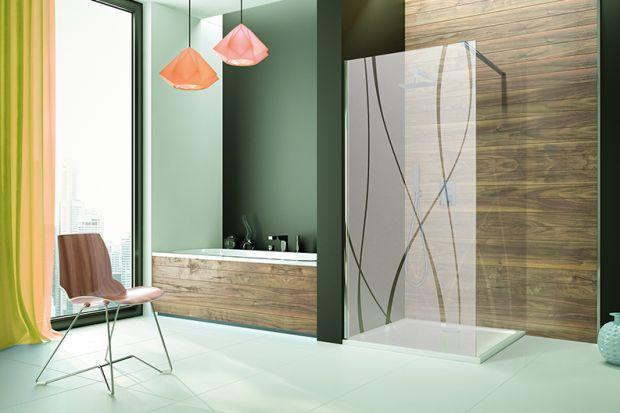 Kabina prysznicowa: wybieramy szkło