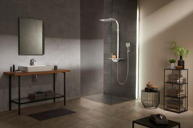 Strefa prysznica, za sprawą nowoczesnej armatury, coraz częściej staje się miejscem relaksu. Aby jednak spełniała takie zdanie, powinna być estetycznie zaaranżowana. Ważną rolę odgrywa tutaj sam zestaw prysznicowy.