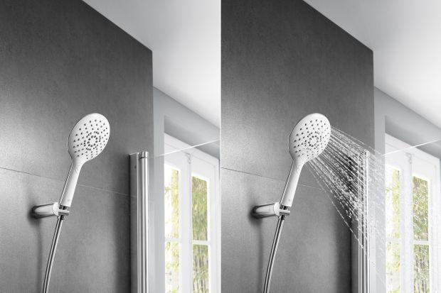 Strefanatrysku to nie tylko miejsce szybkiego odświeżającegoprysznica, ale również przestrzeń domowego relaksu - chociażby za sprawą nowoczesnych słuchawek prysznicowych.