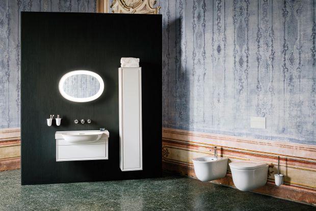Ikona światowego wzornictwa, Marcel Wanders, zaprojektował dla marki Laufen kolekcję łazienkową zainspirowaną stylem klasycznym.