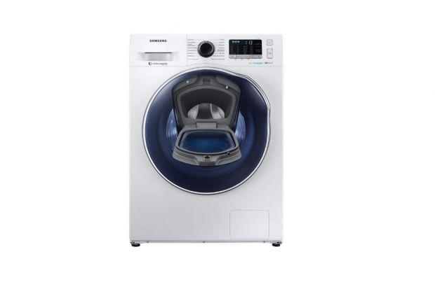 Urządzenia, w których można jednocześnie prać i suszyć ubrania nie muszą zajmować wiele miejsca w łazience. Poznajcie modele idealne do małych łazienek.