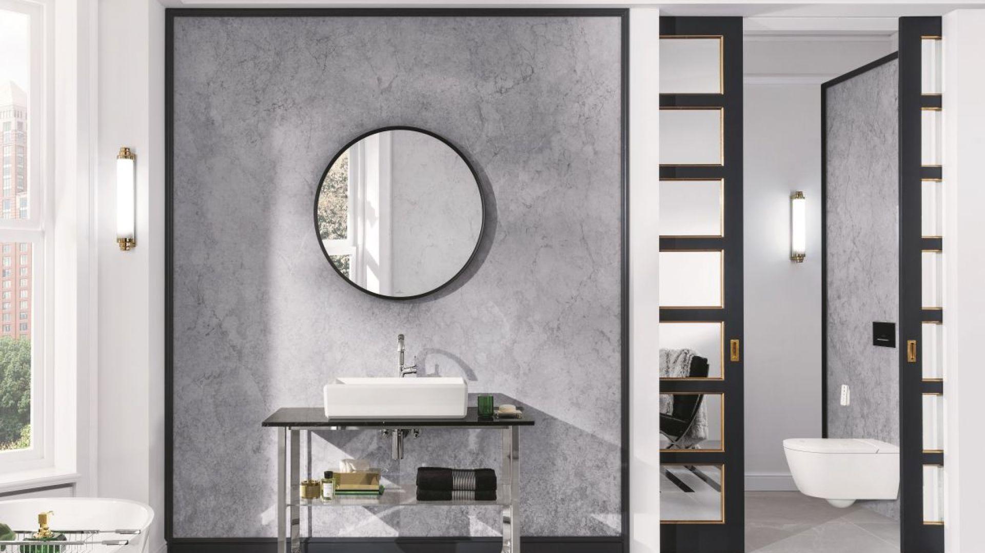 Kolekcja łazienkowa Antheus. Fot. Villeroy&Boch