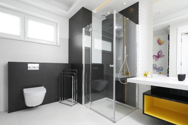 Jak urządzić nowoczesną strefę prysznica? Zobaczcie pomysły z polskich domów.