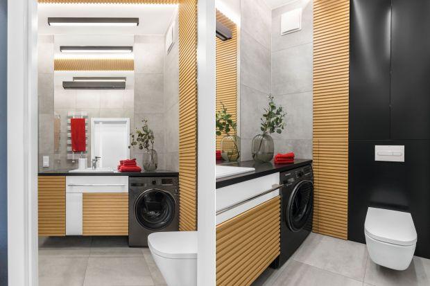 Jak urządzić łazienkę z pralką, aby była funkcjonalna i estetyczna? Zobaczcie, co zrobili inni!