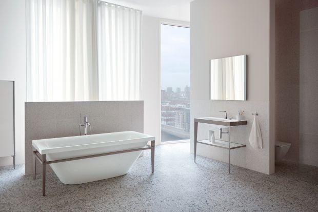 Wanna wolnostojąca może być prawdziwą ozdobą łazienki. Zobaczcie 12 pięknych modeli!