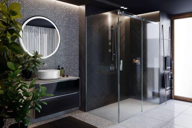 Nowoczesna strefa prysznica: nowy model kabiny w minimalistycznym stylu