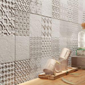 Płytki 3D z kolekcji Integrally marki Tubądzin. Fot. Tubądzin
