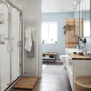 Drzwi prysznicowe GoodHome Beloya. Fot. Good Home/Castorama