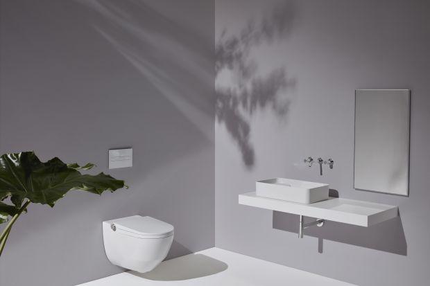 Toalety myjące stają się coraz powszechniejszym elementem wyposażenia nowoczesnych łazienek. Poznajcie model jaki oferuje jedna ze znanych marek.