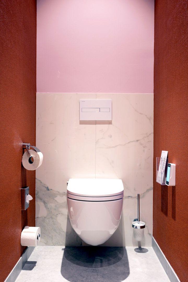 Toaleta myjąca Cleanet Riva. Fot. Laufen