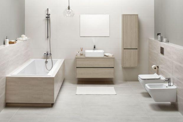 Podwieszane meble łazienkowe nie tylko mają nowoczesny wygląd, są również praktyczne w użytkowaniu. Zobaczcie 12 modnych kolekcji.