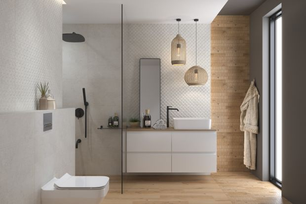 Aranżacja łazienki: postaw na minimalizm