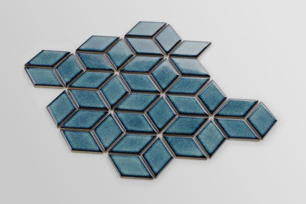 Mozaika to efektowny detal dekoracyjny w aranżacji łazienki. Zobaczcie nowe wzory mozaik ceramicznych od polskiej marki.