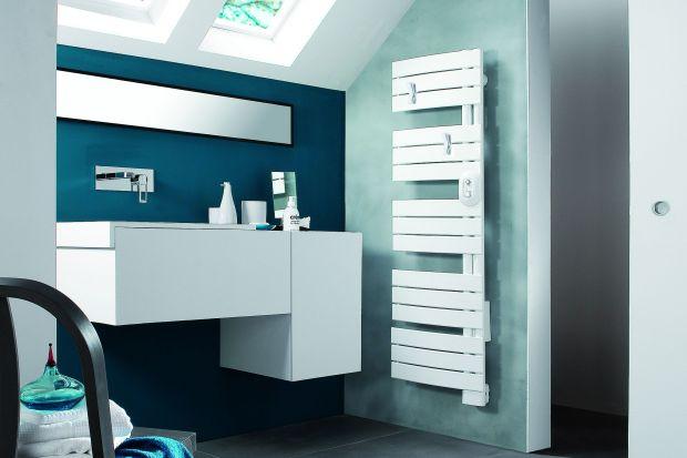 Współczesne grzejniki łazienkowe oferują wiele przydatnych funkcji podnoszących komfort korzystania nie tylko z samego grzejnika, ale i łazienki. Zobaczcie nowoczesny model o klasycznym wyglądzie.