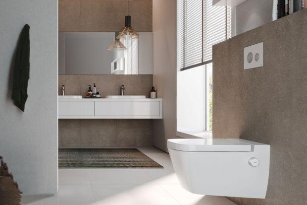 Toalety myjące w ostatnich kilku latach przestały być dziwnie wyglądającą ciekawostką, a stały estetycznym i praktycznym elementem wyposażenia coraz większej ilości łazienek. Zobaczcie nowy model o eleganckim wzornictwie i intuicyjnej obsłudz