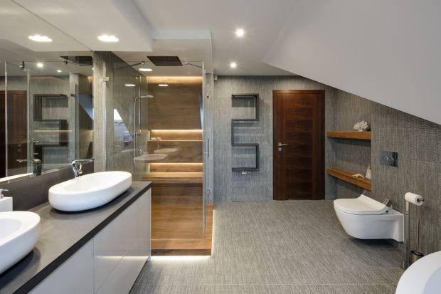 Kabina prysznicowa coraz częściej zastępuje wannę lub - w większych łazienkach - jest jej uzupełnieniem. Zobaczcie jak strefę prysznica urządzają inni!