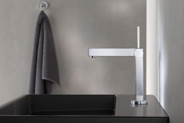 Wzornictwo armatury łazienkowej może mieć ogromny wpływ na aranżację całej łazienki. Zainspirowane figurami geometrycznymi modele z nowoczesnej serii łazienkowej sprawdzą się idealnie w nowoczesnych wnętrzach.