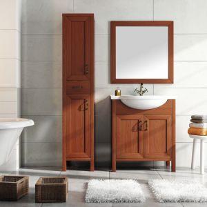 Szafka pod umywalkę z kolekcji mebli łazienkowych Santos marki Elita. Fot. Elita