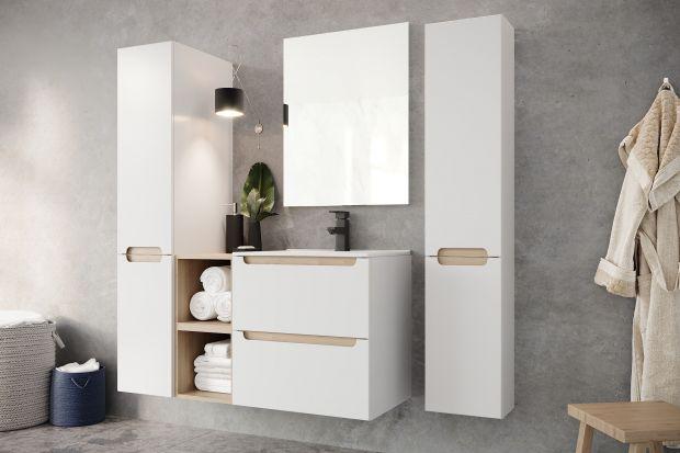 Jaką szafkę pod umywalkę wybrać do naszej łazienki? Zobaczcie, co proponują producenci!