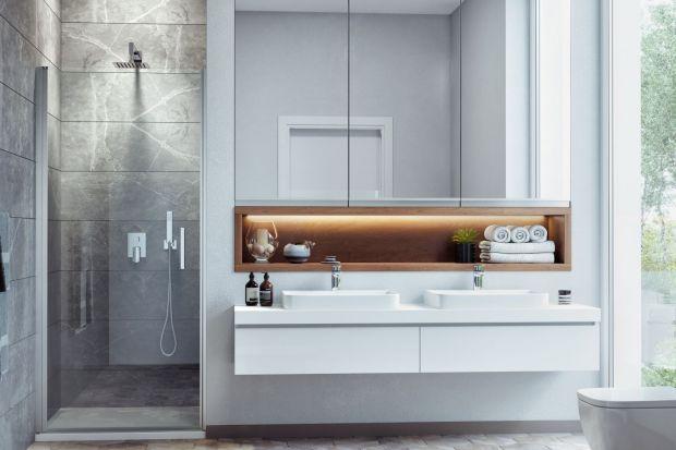 Mała łazienka: dobre pomysły do strefy kąpieli