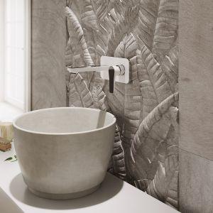 Pomysł na domowe SPA. Na zdjęciu bateria umywalkowa podtynkowa z serii Adora. Fot. Ferro