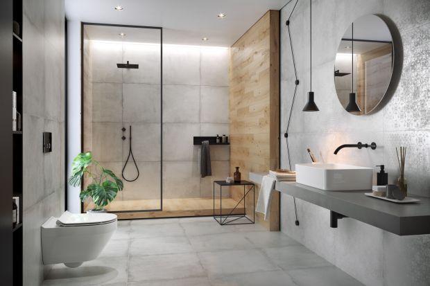 Wzorowane na betonie płytki to praktyczne i nowoczesne rozwiązanie dla każdej łazienki. Dostępne w wielu wydaniach, doskonale nadają się do wykończenia każdego wnętrza. Uniwersalność użytkowania, połączona z nieszablonowym wyglądem, pozwol