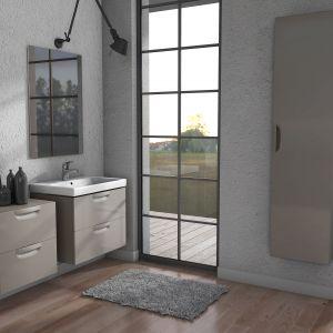 Nowoczesne meble łazienkowe z kolekcji Flou marki Defra. Fot. Defra