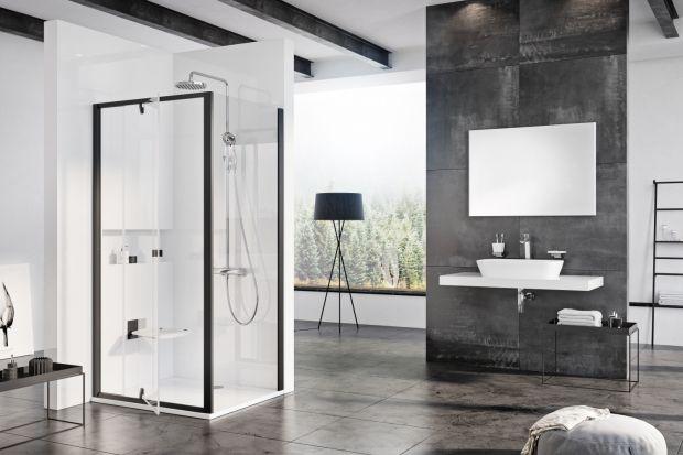 Łazienkę można uszlachetnić na kilka sposobów, a każdy znich wymaga sięgnięcia po wyrafinowany, ale gorąco polecany przez projektantów trend: czerń.