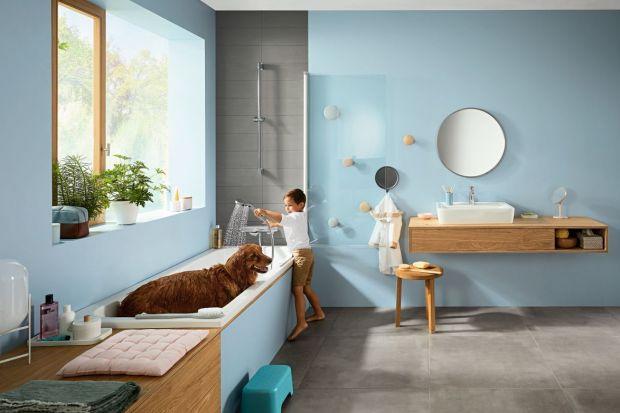 Łazienka, z której korzysta cała rodzina powinna być nie tylko komfortowa, ale również bezpieczna dla najmłodszych. Zobaczcie serię stworzoną z myślą o dużych i małych domownikach.