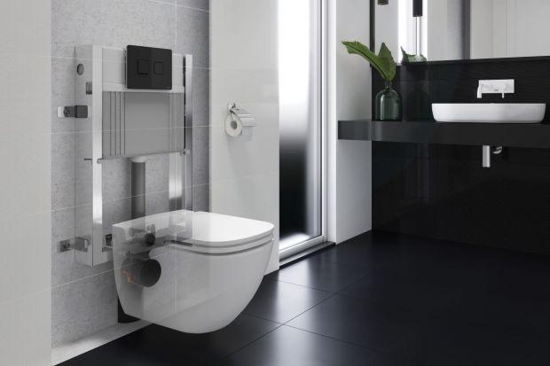 Urządzając nowoczesną łazienkę często decydujemy się na rozwiązania podtynkowe. Te jednak muszą być niezawodne.Poznajcie nową serię stelaży podtynkowych, która spełnia ten wymóg.