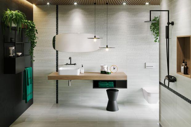 Styl loft cieszy się od kilku sezonów nieprzerwaną popularnością. Zobaczcie jakie płytki sprawdzą się w łazience urządzonej w industrialnym klimacie.