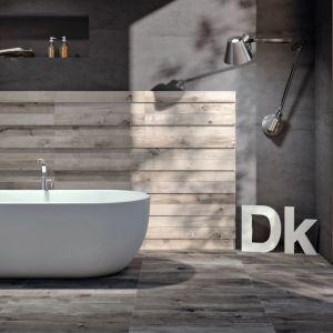 Płytki ceramiczne do łazienki w stylu loft:  kolekcja Dakota marki Flaviker. Fot. Flaviker