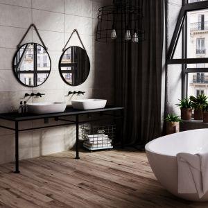 Płytki ceramiczne do łazienki w stylu loft: kolekcja Modern marki Ceramica Marconi. Fot. Polcolorit